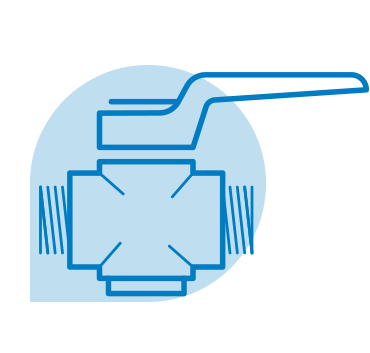 Armatury z PE do układania w ziemi Promat-Woda