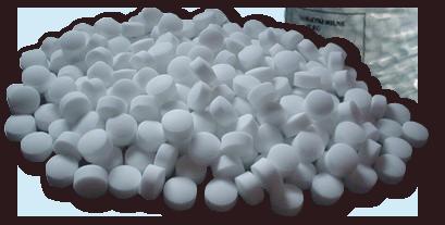 Sól w tabletkach Promat-Woda