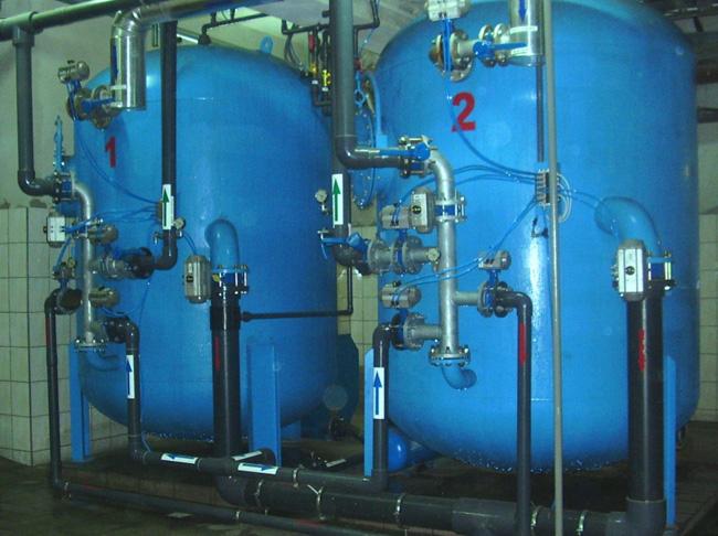 Filtracja wody