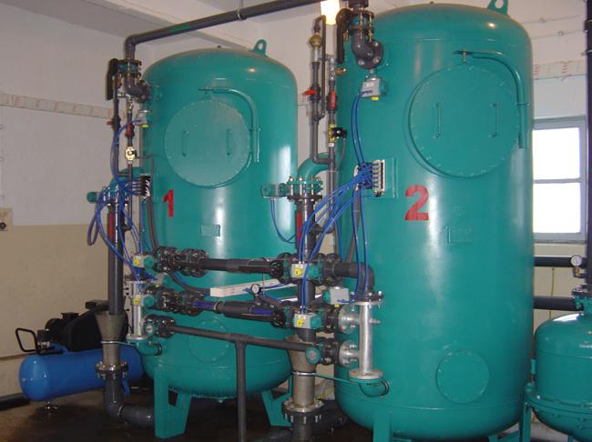 Filtry ciśnieniowe
